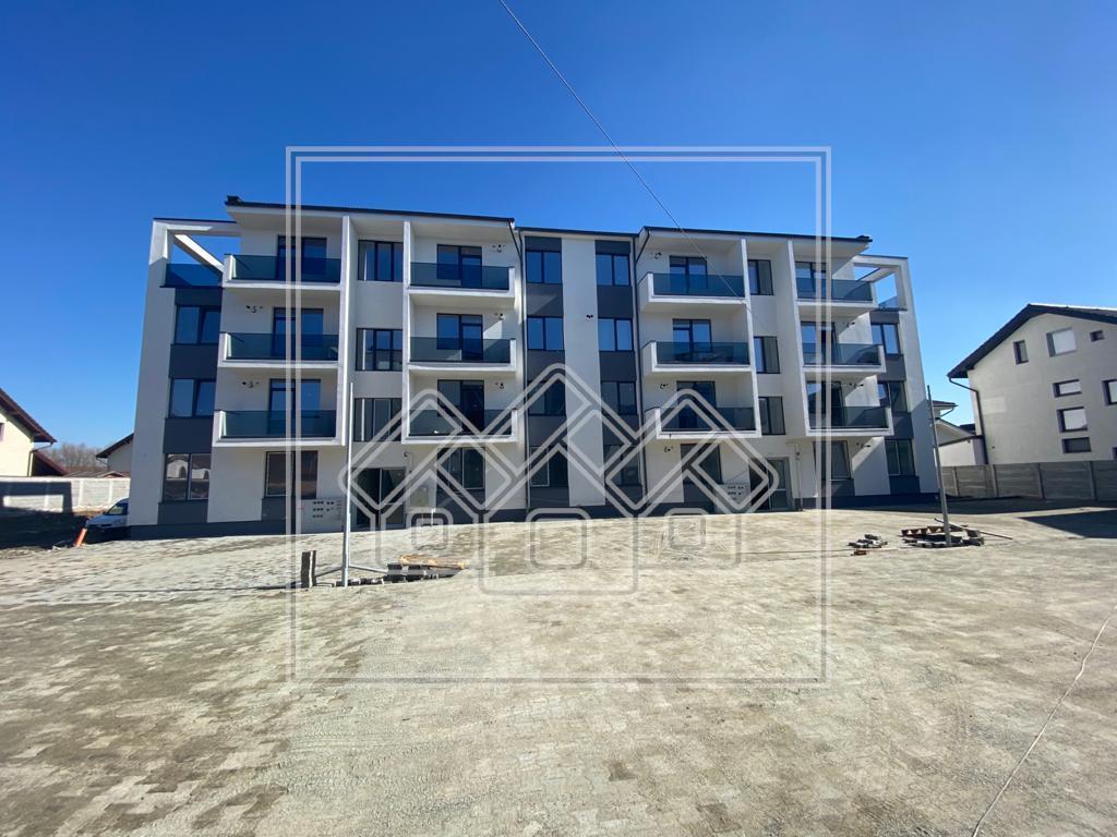 Apartament de vanzare in Selimbar - Etaj 2/3 - balcon