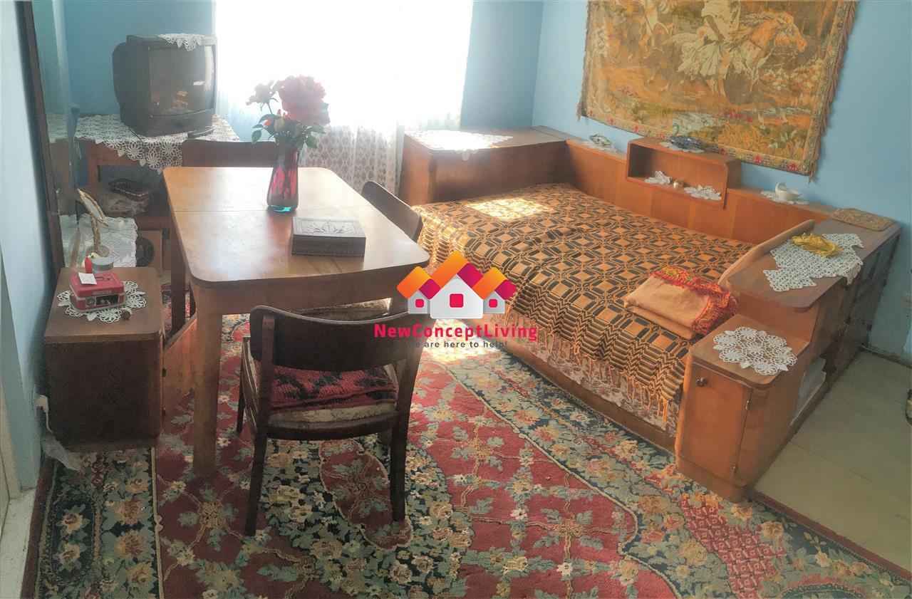 Apartament 3 camere de vanzare in Sibiu Et. 1, Zona Centrala