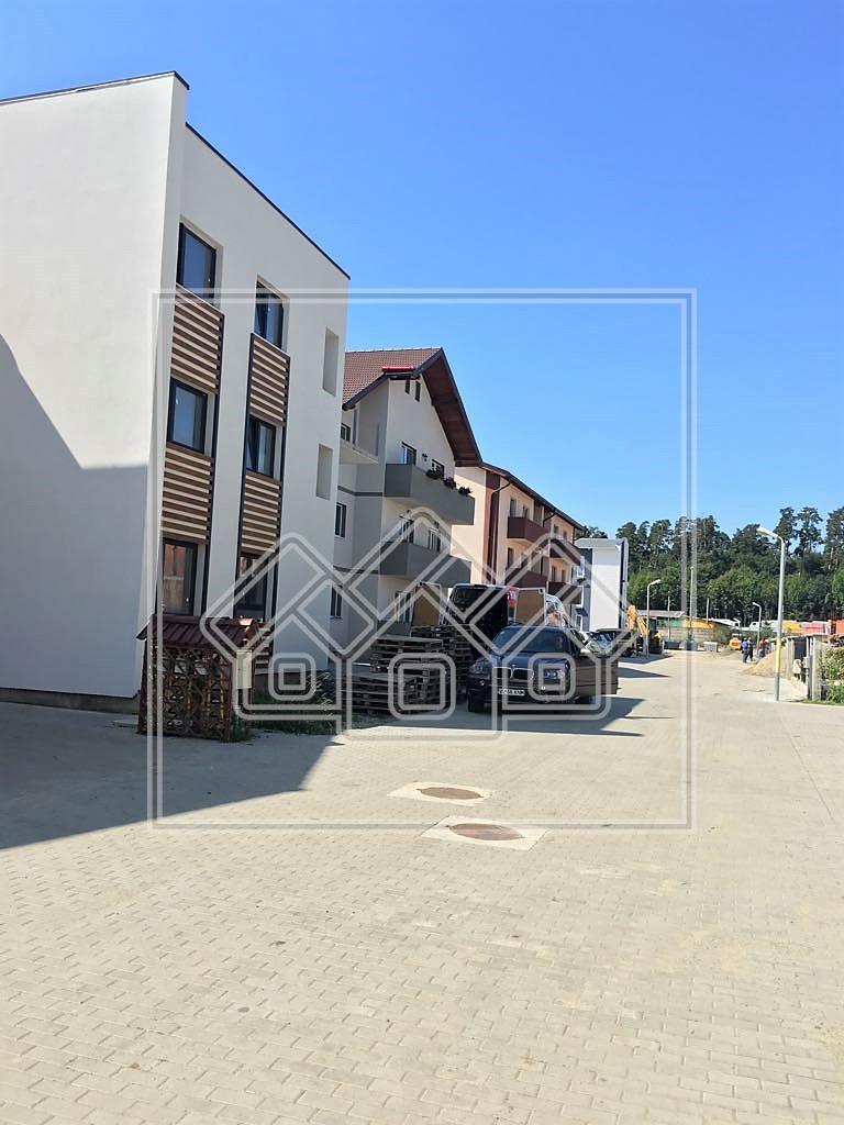 Apartament de vanzare Sibiu - 2 camere Intabulat + Loc de parcare