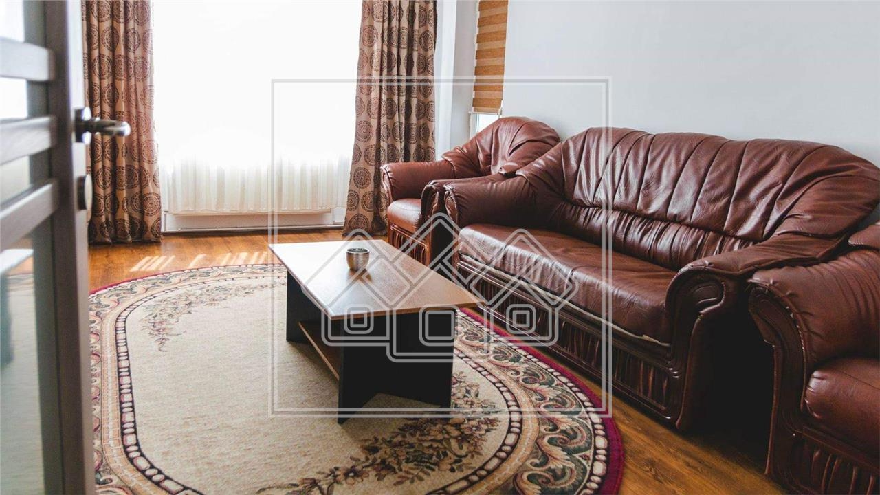 Apartament de inchiriat in Sibiu - 3 camere - decomandat - Turnisor