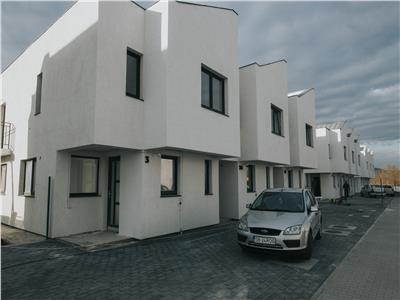 Residential complex of houses type Triplex - Selimbar - SIBIU REAL ESTATE