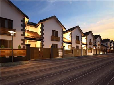 Residential house ensemble - Ambiental - SIBIU REAL ESTATE