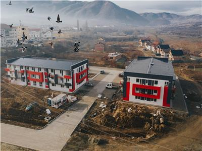 Park-Cisnadie Residential Complex - SIBIU REAL ESTATE