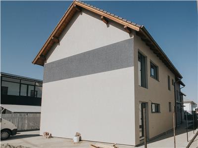 Ansamblul Rezidential de case TRIPLEX - Calea Cisnadiei