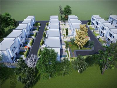 Ansamblul Rezidential de Case in Sura Mare - Imobiliare Sibiu
