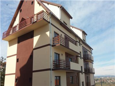 Apartament 3 camere de vanzare Sibiu - terasa spatioasa -60 mp utili