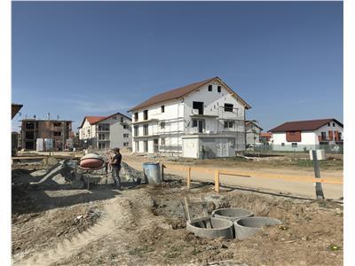 Garsoniera de vanzare in Sibiu -27 mp/utili + 30 mp Gradina