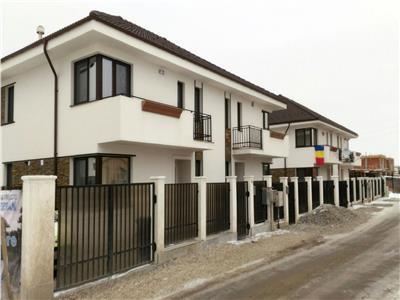 Cartier rezidential de case noi -duplexuri - Calea Cisnadiei
