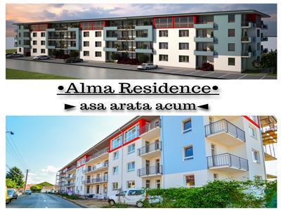 Ansamblul Rezidential Alma Grup - CENTRAL -IMOBILIARE SIBIU