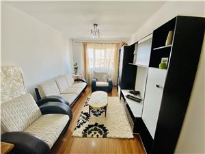 Apartament 3 camere in Sibiu - 2 bai -dressing si spatiu de depozitare