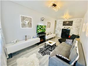 Apartament 2 camere de vanzare in Sibiu - decomandat - etaj 1 - boxa