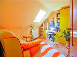 Apartament de vanzare in Sibiu-4 camere-intabulat-partial mobilat
