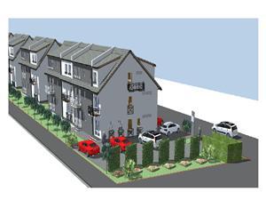 Apartament 4 camere de vanzare in Sibiu - gradina 100 mp - imobil nou
