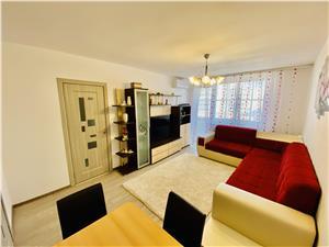 Apartament de vanzare in Sibiu - 2 camere, balcon si pivnita - Rahova
