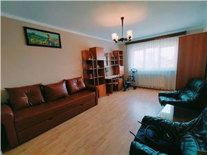 Apartament de vanzare in Sibiu - 2 camere - balcon 3 mp - zona Rahova