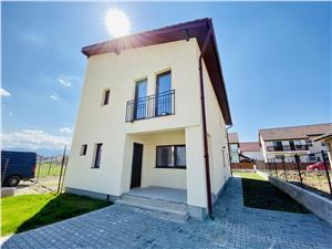 Casa de vanzare in Sibiu - Selimbar - 149 mp utili - curte individuala