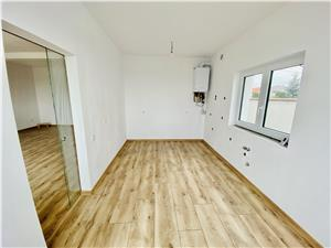 Casa de inchiriat in Sibiu -tip duplex- finisata la cheie