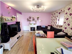Apartament 4 camere de vanzare in Sibiu - la vila, pretabil investitie