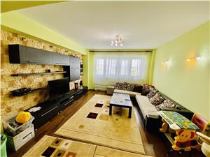Apartament  de vanzare in Sibiu - 2 camere cu balcon - zona Turnisor