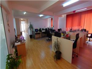 Spatiu de birouri de inchiriat in Sibiu - 200 mp utili -Sos.Alba Iulia