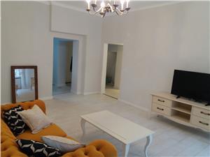 Apartament de vanzare in Sibiu- 3 camere- ultracentral- dotari de lux