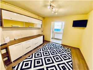 Apartament 2 camere de vanzare in Sibiu- zona Strand - recent renovat