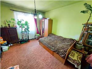 Apartament de vanzare in Sibiu - 2 camere,  gradina -  zona Lupeni