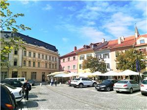Spatiu comercial de inchiriat in Sibiu- 208 mp utili, curte interioara
