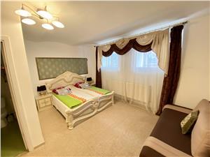 Apartament de inchiriat in Sibiu - 2 camere cu 2 bai - zona Centrala