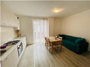 Wohnung zu vermieten in Sibiu - 2 Zimmer und Balkon - Zwischengeschoss
