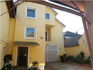 Casa de inchiriat in Sibiu- 4 camere-complet mobilata si utilata