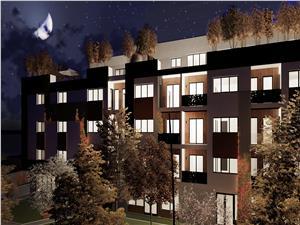 Apartament de vanzare in Sibiu - Etaj 1 cu Balcon - Zona Piata Cluj