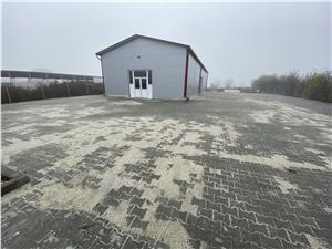 Spatiu industrial de inchiriat in Sibiu - Cristian - hala 260 mp utili