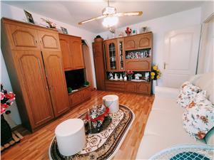 Apartament de vanzare in Sibiu - 3 camere - balcon - zona Cisnadie