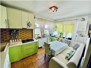 Apartament de vanzare in Sibiu - 3 camere - 2 balcoane - Selimbar