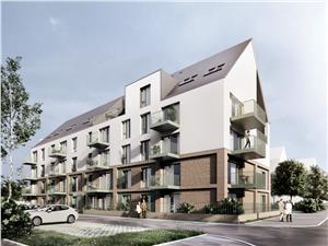 Apartament de vanzare in Sibiu - 3 camere - Lake Residence