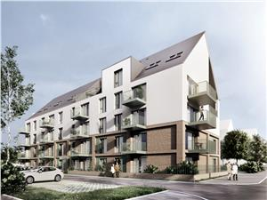 Apartament 2 camere de vanzare in Sibiu - etaj intermediar - lift