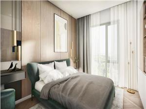 Apartament de vanzare in Sibiu - bucatarie separata - imobil cu lift