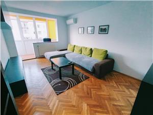 Wohnung zum Verkauf in Sibiu-3 Zimmer und Balkonboden 3/10 - Rahovei