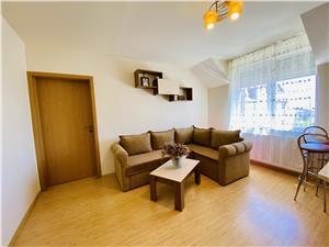 Apartament de vanzare in Sibiu - 37 mp - 2 camere - mobilat si utilat