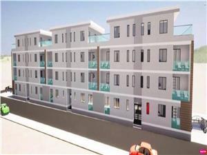 Apartament de vanzare in Sibiu - 2 camere - Selimbar - zona Mall