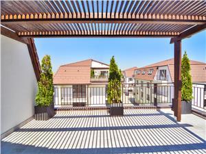 2-Zimmer Penthouse kaufen in Sibiu - 32 qm Terrasse