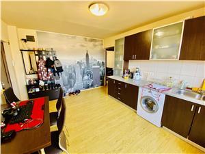 Wohnung zum Verkauf in Sibiu -2 Zimmer mit Balkon- Calea Dumbravii