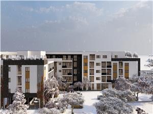 Penthouse de vanzare in Sibiu cu Terasa de 144mp - Zona Piata Cluj