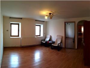 Spatiu comercial si apartament de vanzare in Sibiu, zona Centrala