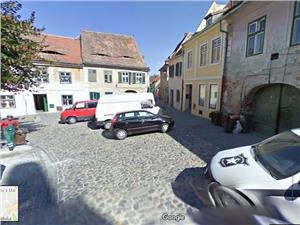 Commercial space and apartment for sale in Sibiu, Centrala area