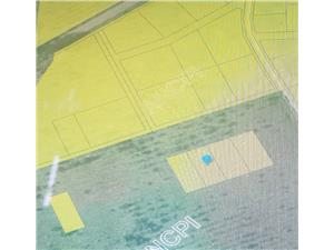 Teren de vanzare in Sibiu - Cisnadie - 1200 mp - 2 parcele