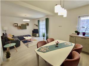 Wohnung zu vermieten in Sibiu - 3 Zimmer - 2 Balkone - modern eingeric