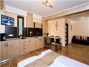 Studio zur Miete in Sibiu - luxuri?s eingerichtet und ausgestattet