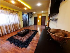Wohnung zum Verkauf in Sibiu - Typ Penthouse - Strand Umgebung
